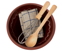 Maileg Utensils & Mixing Bowl