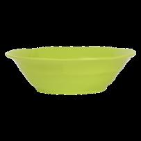 Rice Melamin Djup Tallrik (Grön)