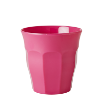 Rice Melamin Mugg (Fuchsia Rosa)