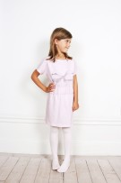 ONE WE LIKE Flash Bow Dress Pink