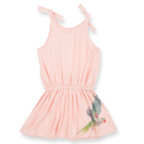 How to Kiss-a Frog Slipdress Parrot Pink
