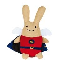 Trousselier Ängel Kanin Superhjälte