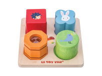 Le Toy Van 4 Piece Sensory Tray Set