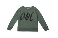 One We Like Rag Sweatshirt One