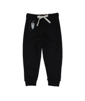 Livly Joggers Black With Astronaut
