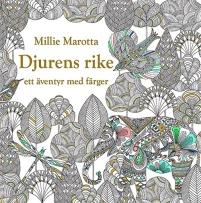Djurens Rike Millie Marotta (Målarbok)