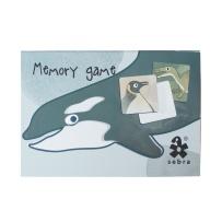 Sebra Memory Dino Arctic Animals