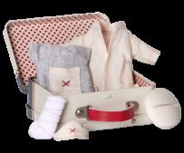Maileg Micro Nurse Doctor Suitcase