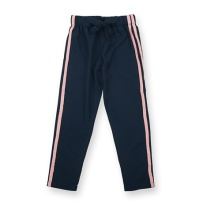 How To Kiss-a Frog Speed Pants Navy/Pink
