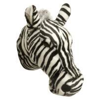 Brigbys Djurhuvud Zebra