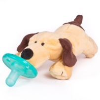 WubbaNub Brown Puppy (Napp)
