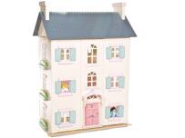 Le Toy Van Dockhus 'Cherry Tree Hall' 4-Vån