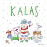 Lena Lindahl Kalas Kort (Pojke)