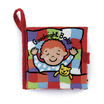 Jellykitten Goodnight baby book