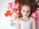 Lapin & Me Woodland Doll Grå