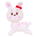 Lapin & Me Little Cuties Kanin Med Rosett - Lapin & Me Little Cuties Kanin Med Rosett