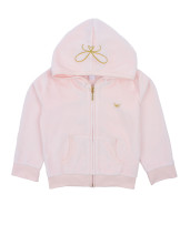 Livly Velour Jacket Pink