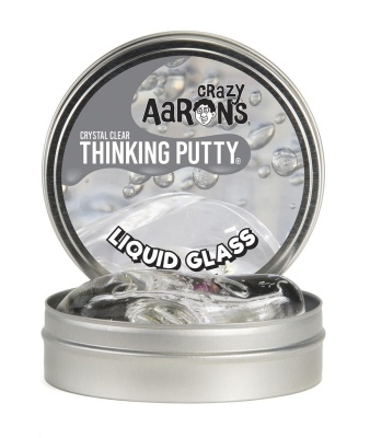 Crazy Aarons Thinking Putty Liquid Glass - Crazy Aarons Thinking Putty Liquid Glass