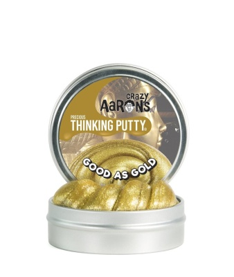Crazy Aarons Thinking Putty Good As Gold - Crazy Aarons Thinking Putty Good As Gold