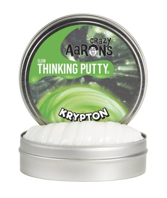 Crazy Aarons Thinking Putty Krypton - Crazy Aarons Thinking Putty Krypton