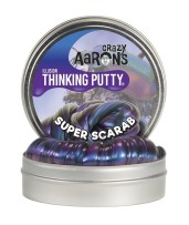 Crazy Aarons Thinking Putty Super Scarab Mini
