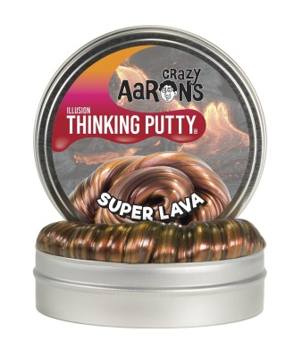 Crazy Aarons Thinking Putty Super Lava Mini - Crazy Aarons Thinking Putty Super Lava Mini