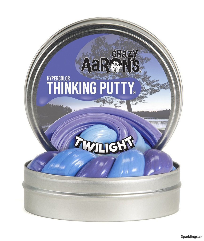 Crazy Aarons Thinking Putty Twilight Mini