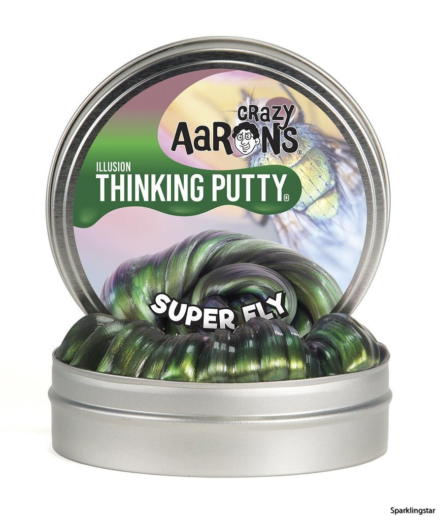 Crazy Aarons Thinking Putty Super Fly Mini