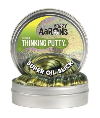 Crazy Aarons Thinking Putty Super Oil Slick Mini - Crazy Aarons Thinking Putty Super Oil Slick Mini
