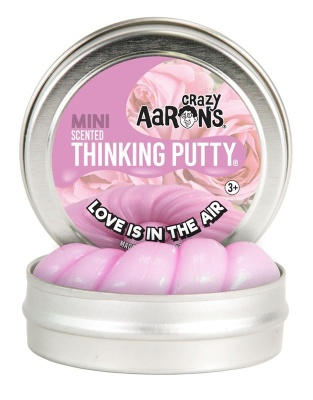 Crazy Aarons Thinking Putty Love Is In The Air Mini - Crazy Aarons Thinking Putty Love Is In The Air Mini