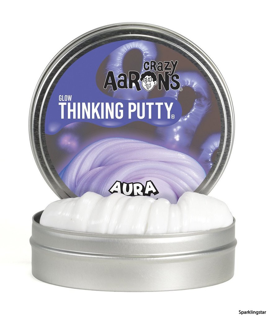 Crazy Aarons Thinking Putty Aura Mini