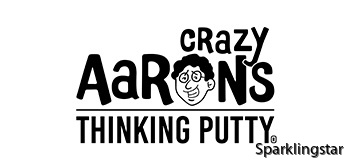 Crazy Aarons Thinking Putty Logo