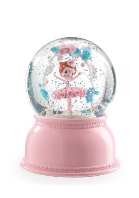 Djeco Nattlampa Ballerina - Djeco Nattlampa Ballerina