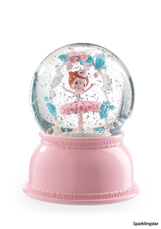 Djeco Nattlampa Ballerina