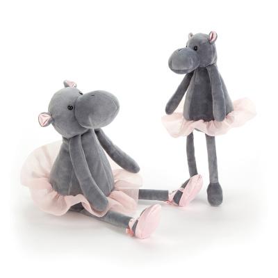 Jellycat Dancing Darcey Hippo - Jellycat Dancing Darcey Hippo ( Storlek 23 cm )
