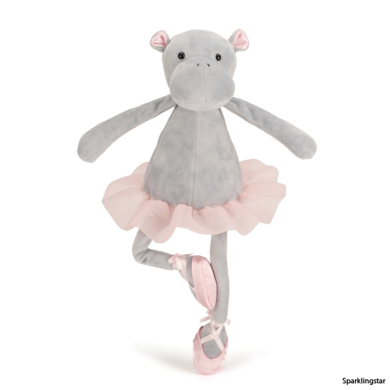 Jellycat Dancing Darcey Hippo