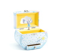 Djeco Music Box Unicorns dream