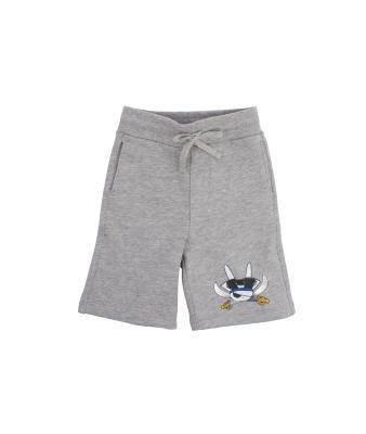 Livly Varsity Shorts Grey Pirate - Livly Varsity Shorts Grey Pirate ( Storlek 12 - 18 mån )