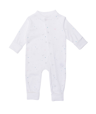 Livly Overall Pink Star Dreaming - Livly Overall Pink Star Dreaming ( Storlek 9 - 12 mån )