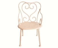 Maileg Romantic Chair Mini Powder