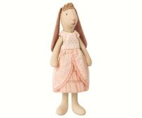 Maileg Mini Bunny Vanila Princess Rose