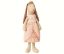Maileg Mini Bunny Vanila Princess Rose - Maileg Mini Bunny Vanila Princess Rose