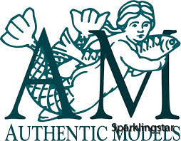 Authentic Models Logo