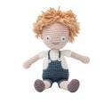 Sebra Crochet Doll Birk - Sebra Crochet Doll Birk