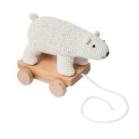 Sebra Dragdjur Isbjörn