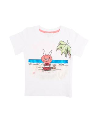Livly T-shirt On Vacation - Livly T-shirt On Vacation ( Storlek 12 - 18 mån )