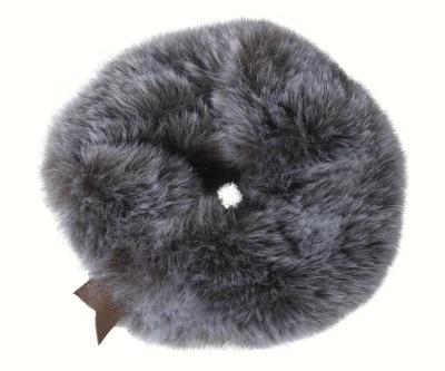 Maileg Plush Scrunchie Grey - Maileg Plush Scrunchie Grey