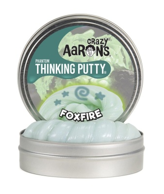 Crazy Aarons Thinking Putty Foxfire - Crazy Aarons Thinking Putty Foxfire