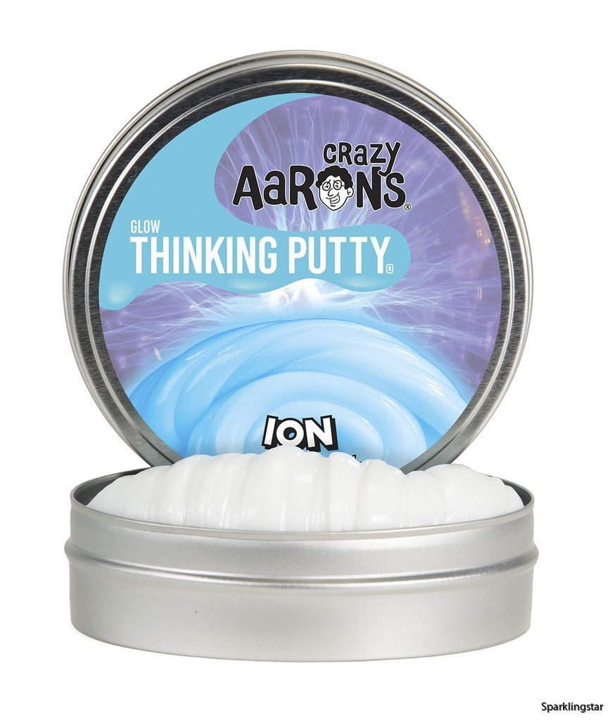 Crazy Aarons Thinking Putty Ion