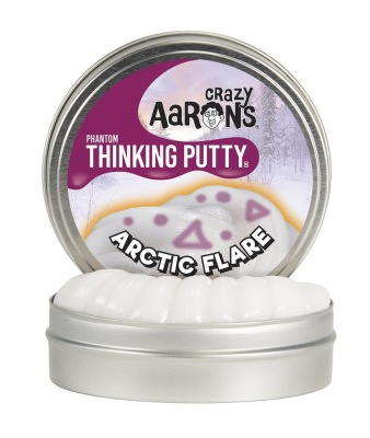Crazy Aarons Thinking Putty Arctic Flare - Crazy Aarons Thinking Putty Arctic Flare